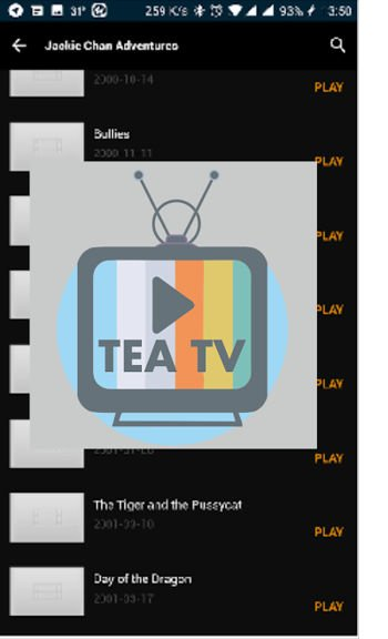 Download TeaTV apk for Android, Windows, Mac and iOS Devices